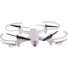 RC Drone GW123 4 Kanal 6 Akse 5.8G Med 1080 P HD-kamera Fjernstyrt quadkopter FPV Hodeløs Modus Styr Kamera GPS Posisjonering Sveve Med
