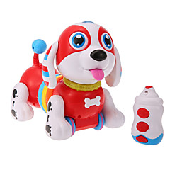 billiga Leksaker och spel-RC Robot JJRC BB396 Barn Elektronik / Robot Dog - / ABS Sång / Dans / Digital Smart / Fjärrkontroll