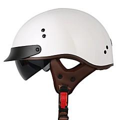 Poloviční helma Rychlost Volný potah Motocyklové helmy