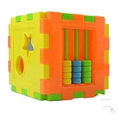 Bausteine 3D - Puzzle Bildungsspielsachen Spielzeuge Rechteckig lieblich Stücke Kind Unisex Geschenk