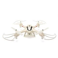 RC Drone SJ  R/C X300-2C 4 Kanaler 6 Akse 2.4G Med 2,0 M HD-kamera Fjernstyrt quadkopter En Tast For Retur Hodeløs Modus Flyvning Med 360