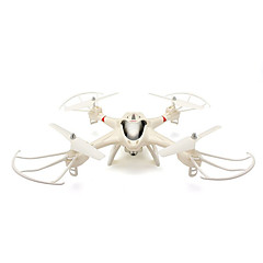 billige Fjernstyrte quadcoptere og multirotorer-RC Drone SJ  R / C X300-2C 4 Kanaler 6 Akse 2.4G Med HD-kamera 2.0MP 720P Fjernstyrt quadkopter En Tast For Retur / Hodeløs Modus / Flyvning Med 360 Graders Flipp Fjernstyrt Quadkopter / CE / Kamera