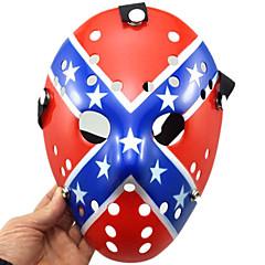 Věci na oslavy Sváteční potřeby Vánoce Ozdoby Vtípky Halloweenské masky Halloween Props Masky maškarní Hračky Novinka Hvězdy Oválný 3D