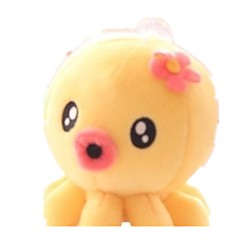 צעצועים ממולאים צעצועים דגים תמנון יוניסקס חתיכות