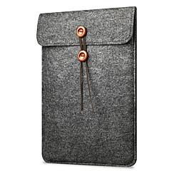 """tanie Torby na laptopa-Wełna filcowa Solidne kolory Rękawy 11"""" Laptop"""