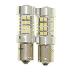 abordables -SENCART 2pcs 1156 Automatique Ampoules électriques 36W W SMD 3030 1500-1800lm lm Ampoules LED Clignotants