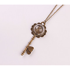 cheap Necklaces-Women's Pendant Necklace - Metallic Vintage Irregular Necklace For Wedding Party Birthday Graduation Gift Daily
