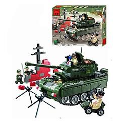 Rakennuspalikat Minifiguurit Lelut Panssarivaunu Pieces Lahja