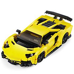 Blocos de Construir Brinquedos Carro Peças Unisexo Dom