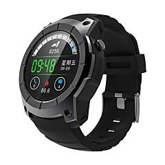 tanie Inteligentne zegarki-Inteligentny zegarek YYS958 na Android iOS Bluetooth 2G GPS Sport Wodoodporny Pulsometry Pomiar ciśnienia krwi Pulsometr Stoper Krokomierz Rejestrator aktywności fizycznej / Spalonych kalorii