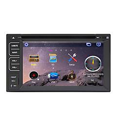 rungrace 6.2inch doppelte din gps navi bluetooth radio universal auto dvd spieler rl-261wgn02