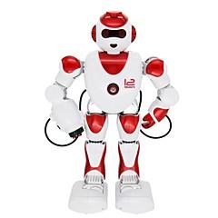 baratos -RC Robot Eletrônica Kids ' Infravermelho Cobre / EPS / Polietileno Cantando / Dançando / Caminhada Não