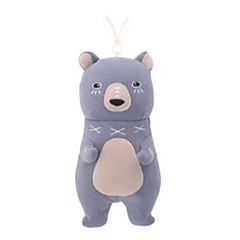 키 체인 장난감 곰 남여 공용 조각