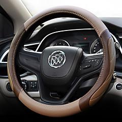 billige Rattovertrekk til bilen-bil ratt deksler (lær) for buick envision verano lacrosse excelle 15n encore excelle hrv