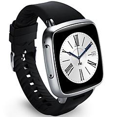 tanie Inteligentne zegarki-Inteligentny zegarek YYZ01PLUS na Android iOS 3G 2G GPS Sport Wodoodporny Pulsometry Ekran dotykowy Pulsometr Stoper Budzik Chronograf / Długi czas czuwania / Odbieranie bez użycia rąk / 1GB / Kamera