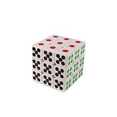 Rubikin kuutio Tasainen nopeus Cube 3*3*3 Nopeus Anti-pop säädettävä jousi Lievittää stressiä Rubikin kuutio Neliö Lahja