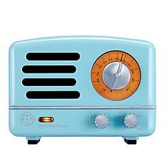 MAO KING MW-2A FM Draagbare radio Bluetooth Blauw