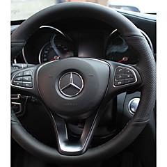 Automobil Lenkradbezüge(Leder)Für Mercedes-Benz Alle Jahre GLC E Klasse C-Klasse B Klasse B200