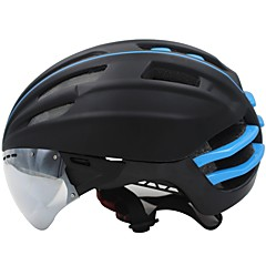 Men's Women's Bike Helmet 22 Vents Cycling Cycling Motobike/Motorbike One Size ESP+PC