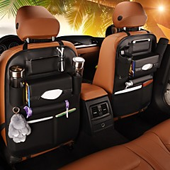Vehicle Seat Car Organizers For universal Leather