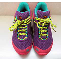 Tênis de Caminhada Tênis de Corrida Sapatos de Montanhismo Mulheres Vestível Respirabilidade Redutor de Suor Esportes Relaxantes Malha