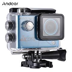Mini Videokamera Høy definisjon Wifi Vanntett 4K Lett å bære Vidvinkel