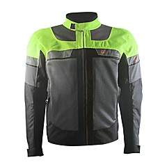 JK-42 Jacket Motorcycle Protective Gear  Adults Polyester Windproof Protective Gear Anti-Wear Protection