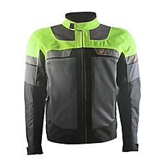 jk-42 bunda motocykl ochranný výstroj dospělí polyester odolný proti větru ochranná výbava ochrana proti opotřebení