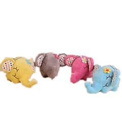 장난감을 채웠다 키 체인 장난감 코끼리 애니멀 남여 공용 조각