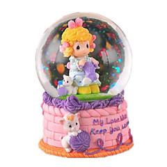 ボール オルゴール おもちゃ あひる カトゥーン プラスチック 1 小品 指定されていません 誕生日 ギフト