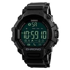 tanie Inteligentne zegarki-Inteligentny zegarek YYSKMEI1249 na Android iOS Bluetooth Wodoodporny Spalonych kalorii Śledzenie Odległość Krokomierze Informacje Budzik Chronograf Kalendarz Dwie strefy czasowe / iPhone / 200-250