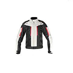 baratos Jaquetas de Motociclismo-RidingTribe Roupa da motocicleta JaquetaforHomens Fibra de carbono Tecido á Prova-de-Água Inverno Primavera Verão Outono Todas as Estações