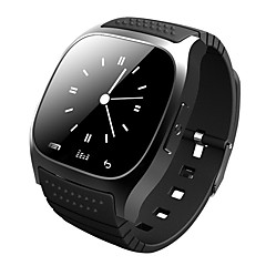cheap -Time Owner M26 Bluetooth Clock Smart Watches Android Wearable Devices Social