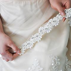 baratos Acessórios de Cabelo-cabeças de resina festa de noiva estilo feminino elegante