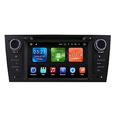 cheap Car DVD Players-Android 7.1.2 Car DVD Player Multimedia System 7 Inch Quad Core Wifi EX-3G DAB for BMW E90 2005-2012 WE7067