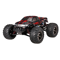 billiga Drönare och radiostyrda enheter-Radiostyrd bil S911 4 Kanaler 2.4G SUV (Längdåkning) / Monster Truck Bigfoot / Off Road Car 1:12 Borste elektrisk 40 km/h Fjärrkontroll / Uppladdningsbar / Elektrisk