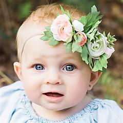 baratos Acessórios para Crianças-Crianças Para Meninas Floral Acessórios de Cabelo