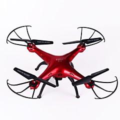 billige Fjernstyrte quadcoptere og multirotorer-RC Drone ZSR/C Z1+ 4 Kanal 6 Akse 2.4G Fjernstyrt quadkopter LED Lys En Tast For Retur Feilsikker Hodeløs Modus Flyvning Med 360 Graders