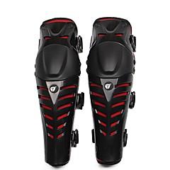 HEROBIKER MK1001R Knieschoner Motorrad Schutzausrüstung Alles Erwachsene Hartplastik