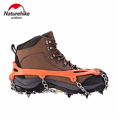Traction Cleats Unisex Anti-Slip Sports Outdoor Rubber Rubber Winter Sports
