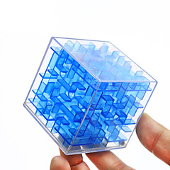 Magické kostky Logcké a puzzle hračky 3D Maze Puzzle Box Vzdělávací hračka Hračky Přátelé Módní Nový design Dospělé Pieces