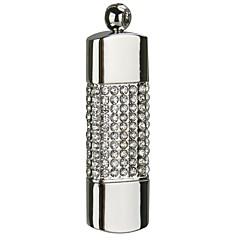tanie Pamięć flash USB-2g u dysku kryształu pióro napędu pen drive biżuteria usb flash drive usb 2.0 prezent na Boże Narodzenie