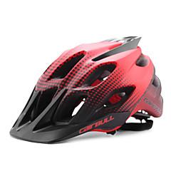 Unisexo Moto Capacete 22 Aberturas Ciclismo Ciclismo de Montanha Ciclismo de Estrada Tamanho Único