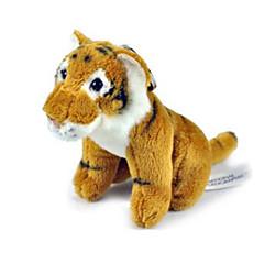billige Originale moroleker-Nøkkelring Tiger Ren bomull Barne / Voksne Gave