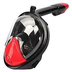 Tauchmasken Tauchpakete Maske zum Schnorcheln Schnorchelset Schnorchel Sets Anti Nebel Festigkeit Tragbar Multi-Funktional Tauchen