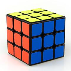 Rubiks kube Glatt Hastighetskube Glatt klistremerke justerbar våren Stress relievers Magiske kuber Pedagogisk leke Kvadrat Gave