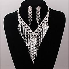 pentru femei colier de argint placat cu argint placat cu cerceii pentru nunta cadouri de nunta