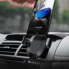 halpa -auton kännykkäpuhelimen jalustateline ilman poistoaukon grilli yleinen painovoima tyyppinen pidike