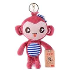키 체인 장난감 원숭이 동물 남여 공용 조각