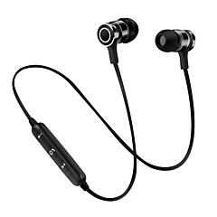 halpa -S6 kuulokkeilla langattomat kuulokkeet dynaaminen muovi urheilu&kunto-kuuloke mikrofonin äänenvoimakkuuden säätöhihnalla